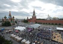 Украинские издатели испугались приезжать на московский книжный фестиваль