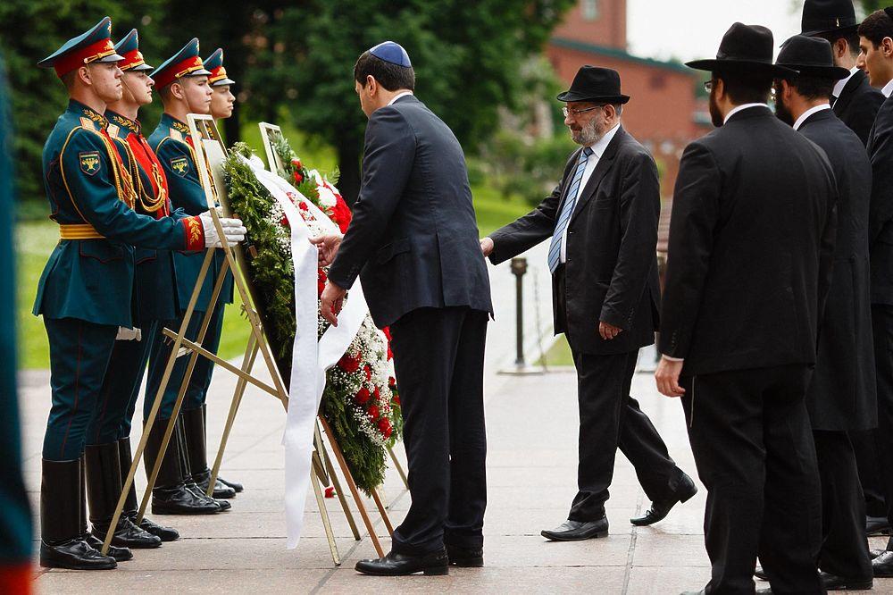 Как отмечали День Победы по еврейскому календарю
