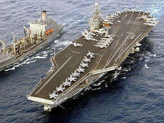 Россия пригрозила США «ответными мерами» на их корабли в Черном море