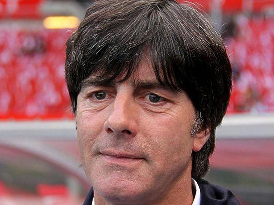 Тренер сборной Германии Йоахим Лев: «Мы очень интенсивно анализировали Украину»