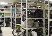 Ежедневно на склад потерянных вещей поступает от 5 до 15 находок