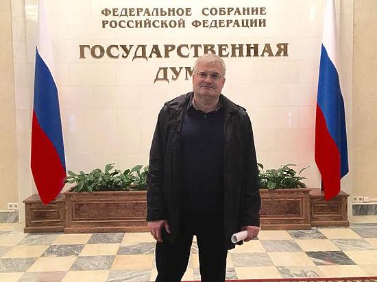 Вячеслав ИЛЮХИН возглавит список «Родины»