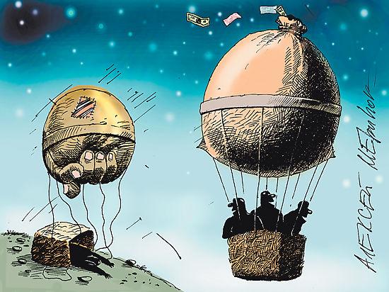 В Кремле анонсировали возможность снятия санкций до конца года
