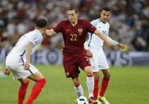 Подопечные Слуцкого уступили со счетом 1:2, гол забил Глушаков