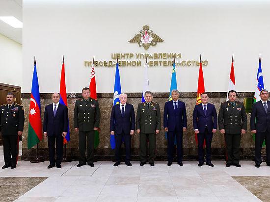 В Москве отметили, что «обстановка на внешних границах Содружества неспокойная»