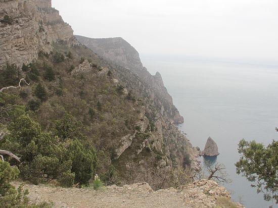 Великая Севастопольская тропа: за один день от вершины горы Куш-кая до Балаклавы