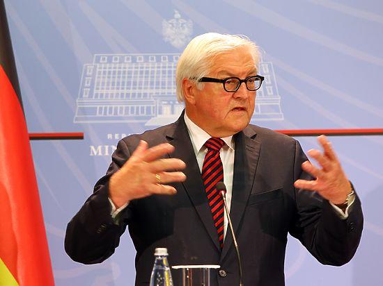 Глава МИД Германии считает, что сейчас не следует накалять обстановку