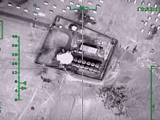 Минобороны РФ ответило на претензии США об ударах в Сирии