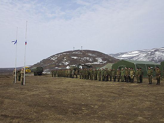 Остров Матуа изучат и приспособят для нужд военных