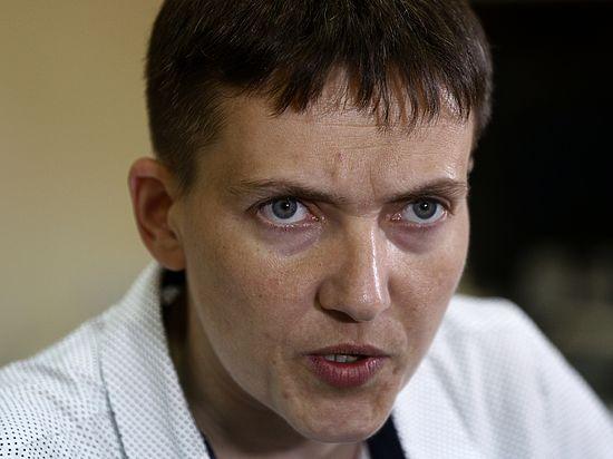 Делегаты ПАСЕ встретили Надежду Савченко бурными аплодисментами