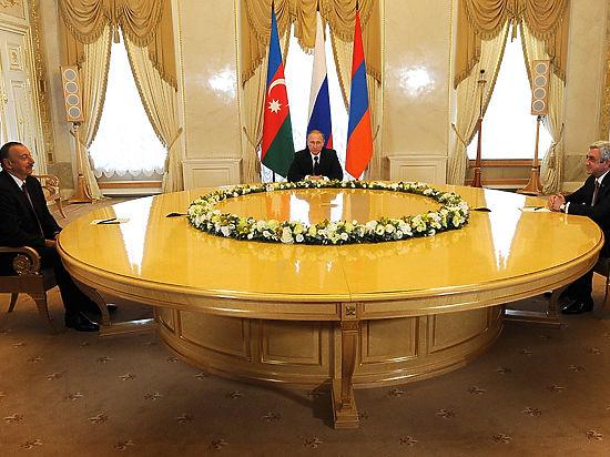Переговоры по Нагорному Карабаху в Петербурге вряд ли принесут результат
