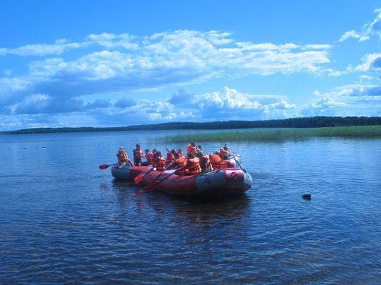 Одногрупница одной из задержанных инструкторов лагеря утверждает, что та вообще впервые оказалась на воде
