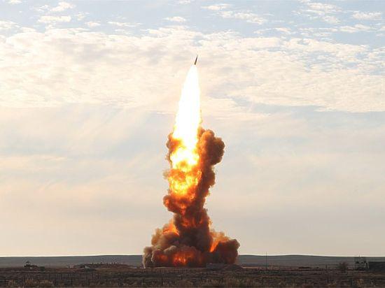 Российская противоракета системы ПРО успешно поразила цель
