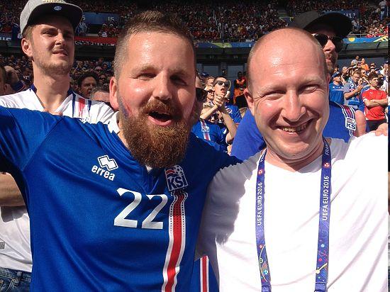 Евро-2016: Исландская сказка продолжается, первая победа – над Австрией