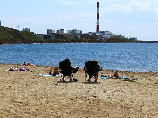 Где во Владивостоке можно искупаться  и отдохнуть у моря