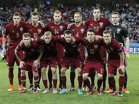 Россияне стали лидерами Евро-2016 по числу пропущенных мячей