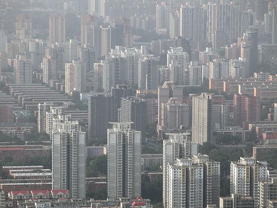 Пекин стремительно проваливается под землю