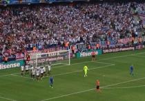 Сборная Германии вышла в четвертьфинал чемпионата Европы по футболу, разгромив соперников из Словакии – 3:0