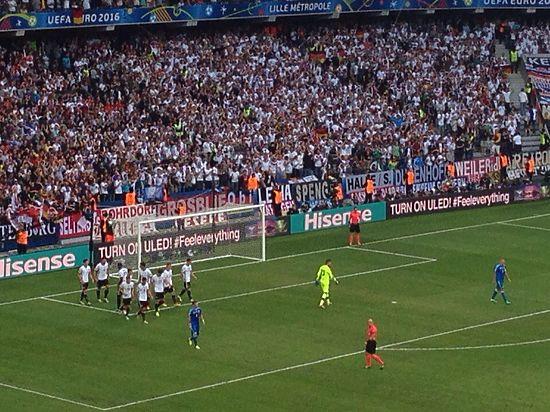 Евро-2016: Германия показала, за что имеет право называться «машиной»