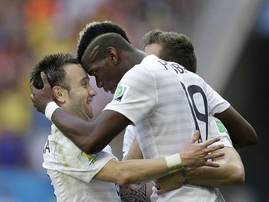 Франция победила Ирландию и вышла в четвертьфинал Евро-2016: онлайн-трансляция