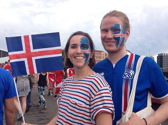 Исландия сотворила сенсацию на Евро-2016: вышла в четвертьфинал, победив Англию