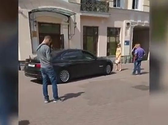 Пострадавшая девушка якобы оскорбила Эраста Матаева