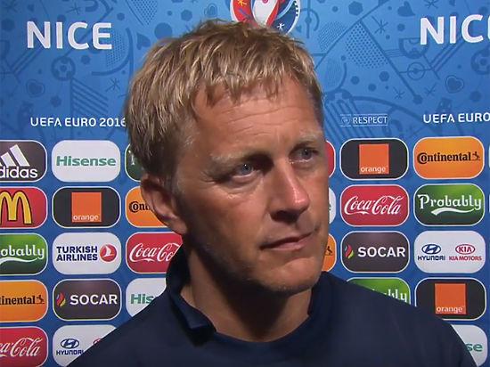 Тренеры сборной Исландии: Играть в футбол – значит побеждать