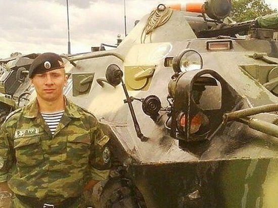 Герой из смоленского села Ершичи