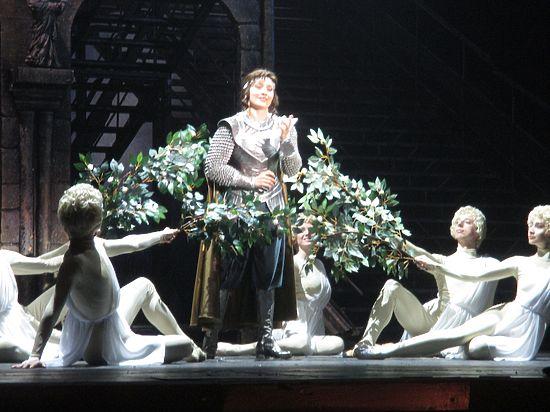 Ростовский музыкальный театр впервые в России осуществил постановку  оперы Джузеппе Верди «Жанна д'Арк»