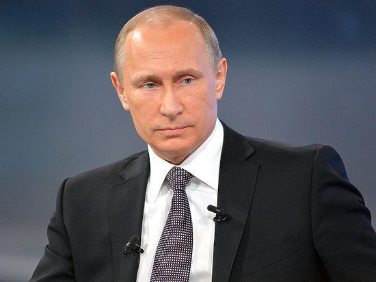 Владимир Путин вступился за Байкал