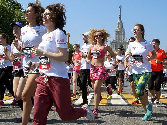 В Москве появятся беговые маршруты для туристов