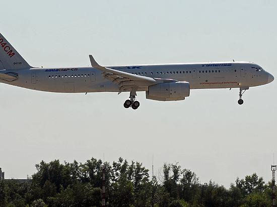 Турция ждет возобновления чартерных рейсов из России 7 июля