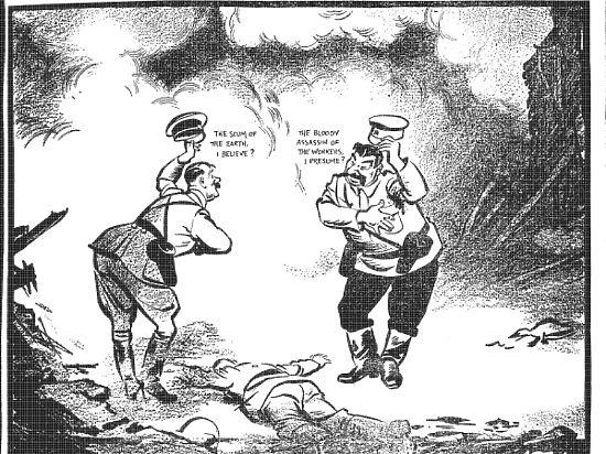 Российский суд запретил рассказывать о сотрудничестве СССР и нацистской Германии