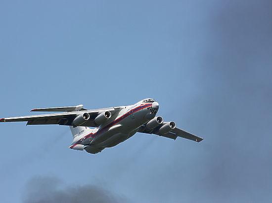 Эксперт о пропавшем Ил–76: «Искать могут долго»