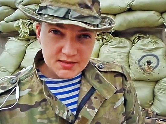 Савченко не встала на защиту командира «Айдара»