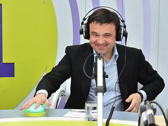 Новое «Радио1» заработало прямо вДоме правительства Подмосковья