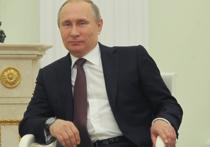 Путин наградил Ролдугина орденом Александра Невского