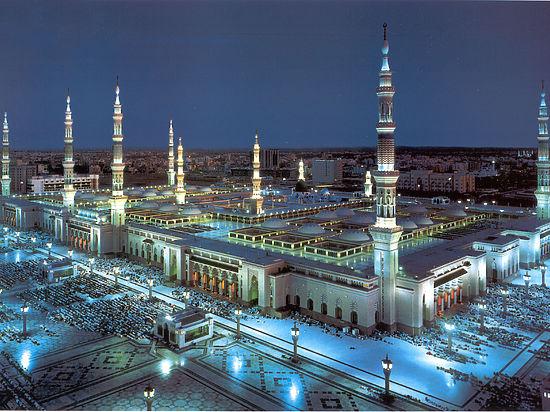 Взрыв около Мечети Пророка в Медине унес жизни нескольких силовиков