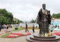 Идею установки монумента в Кисловодске вынашивали десять лет