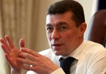 Министр труда и социального развития РФ Максим Топилин в интервью «Газете