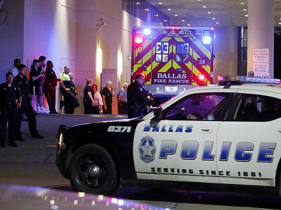Поводом к расстрелу полицейских стали убийства чернокожих «стражами закона»