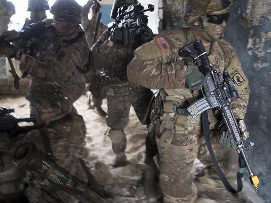 На профессиональном языке это называется «оперативным оборудованием театра военных действий»