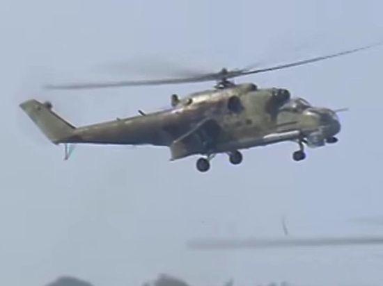 Террористы ИГ сбили в Сирии российский вертолет, летчики погибли