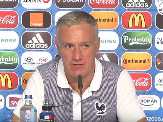 Главный тренер французов: Против Роналду нет приема!