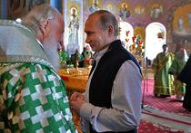 Путин побывал на Валааме во время российско-украинской религиозной акции