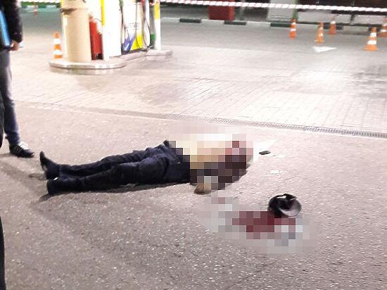 Убийству предшествовала «стрелка», огонь вели из пяти пистолетов