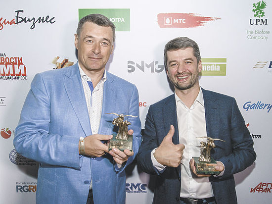 Золотые «Чайки» оказались в руках «Газпром-Медиа Радио»