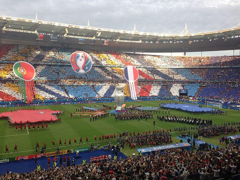 Церемония закрытия Евро-2016 удивила простотой