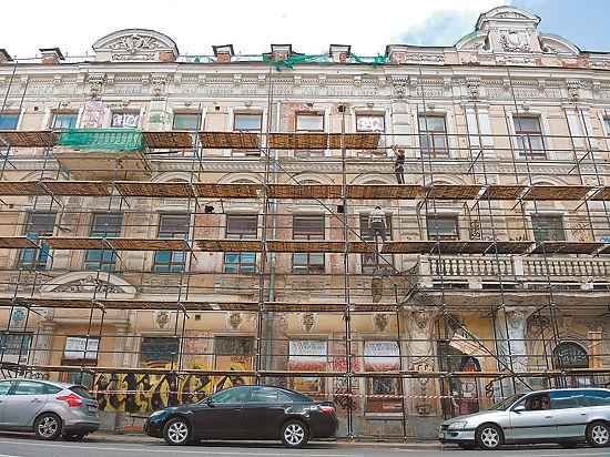 В отреставрированном здании могут открыться офисы