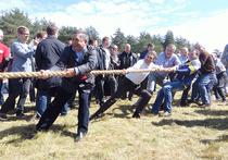 На майдане во Всеволожском районе отметили татаро-башкирский праздник единения народа — Сабантуй